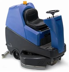 Numatic TTV-678 Twintec Vario Ride On Battery Floor Scrubber Drier