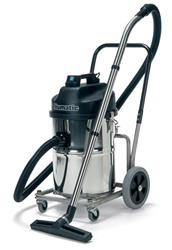 Numatic WVD 750T-2 Industrial Stainless Steel Wet & Dry Vacuum Cleaner