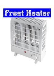 500w Greenhouse Garage Workshop Shed Frost Watcher Electric Heater