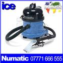 Numatic CT370-2 Car Carpet & Upholstery Valeting Extraction Cleaner CT 370-2 CT370