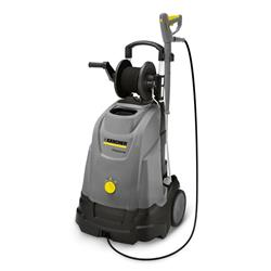 Karcher HDS 5/11 UX Upright Hot Water High Pressure Washer with Hose Reel 240v