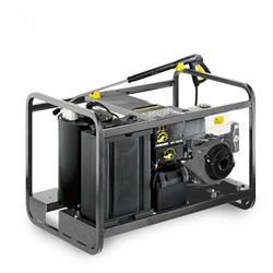 Karcher HDS 1000 DE Cage Diesel Engine Hot Water Pressure Washer